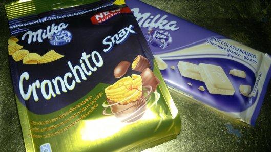 coccole cioccolatose!: doppia dose di dolcezze!!!!